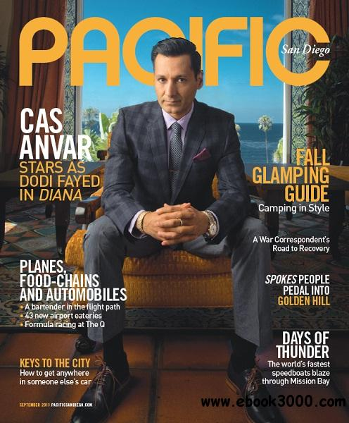 Pacific - September 2013 free download