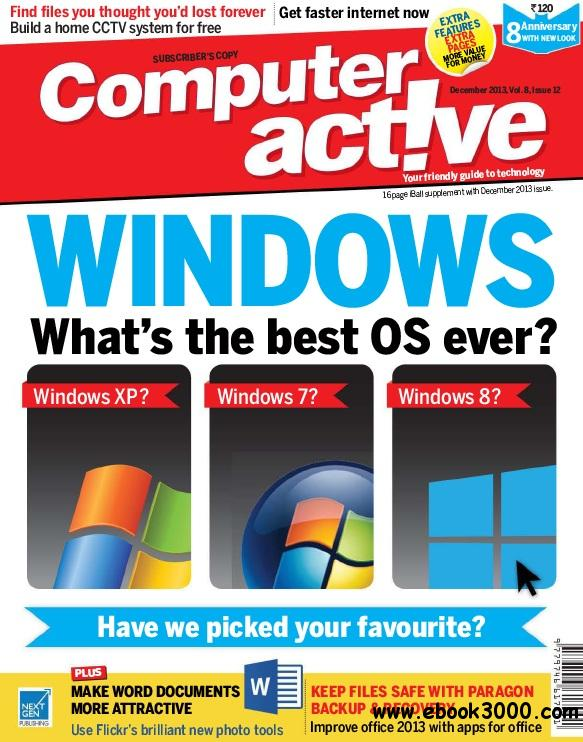 Computer Active India - December 2013 free download