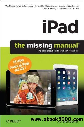 iPad: The Missing Manual, Sixth Edition free download