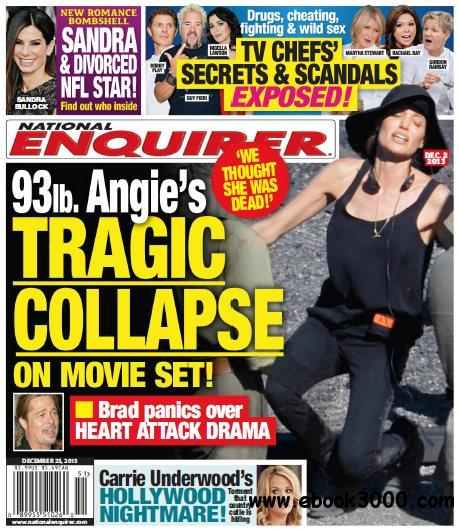 National Enquirer - 23 December 2013 free download
