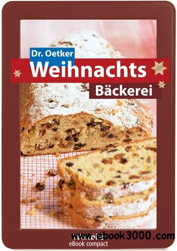 Dr. Oetker - Weihnachtsbackerei free download