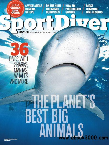 Sport Diver - January - February 2014 free download