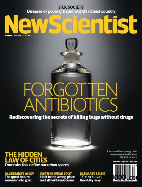 New Scientist - 14 December 2013 free download