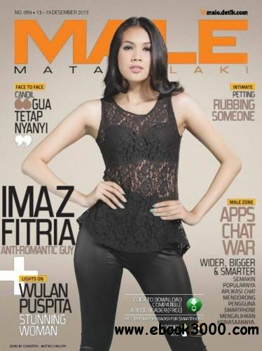 Male - No.059, 13-19 Desember 2013 free download