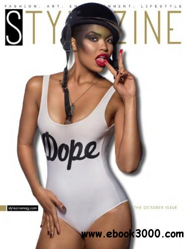 Stylezine - September 2013 free download