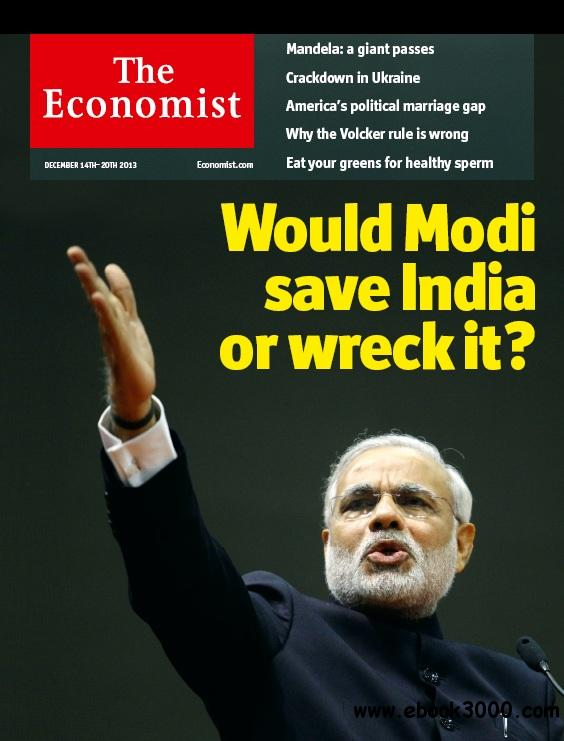The Economist - 14/20 December 2013 free download
