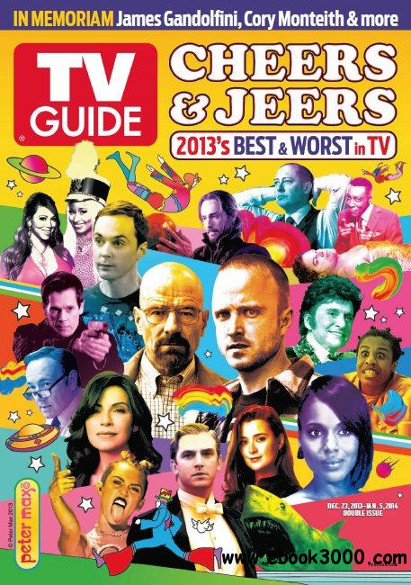 TV Guide Magazine - 23 December 2013 free download