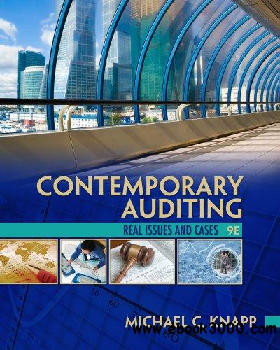 Contemporary Auditing, 9 edition free download