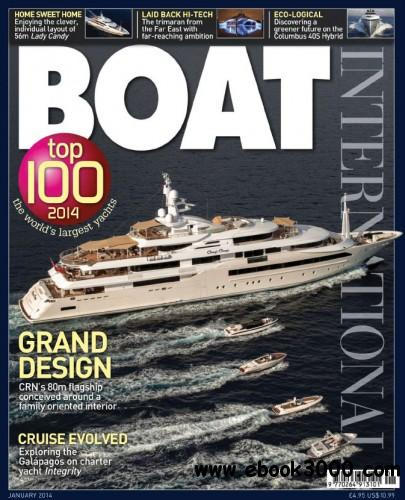 Boat International - January 2014 free download