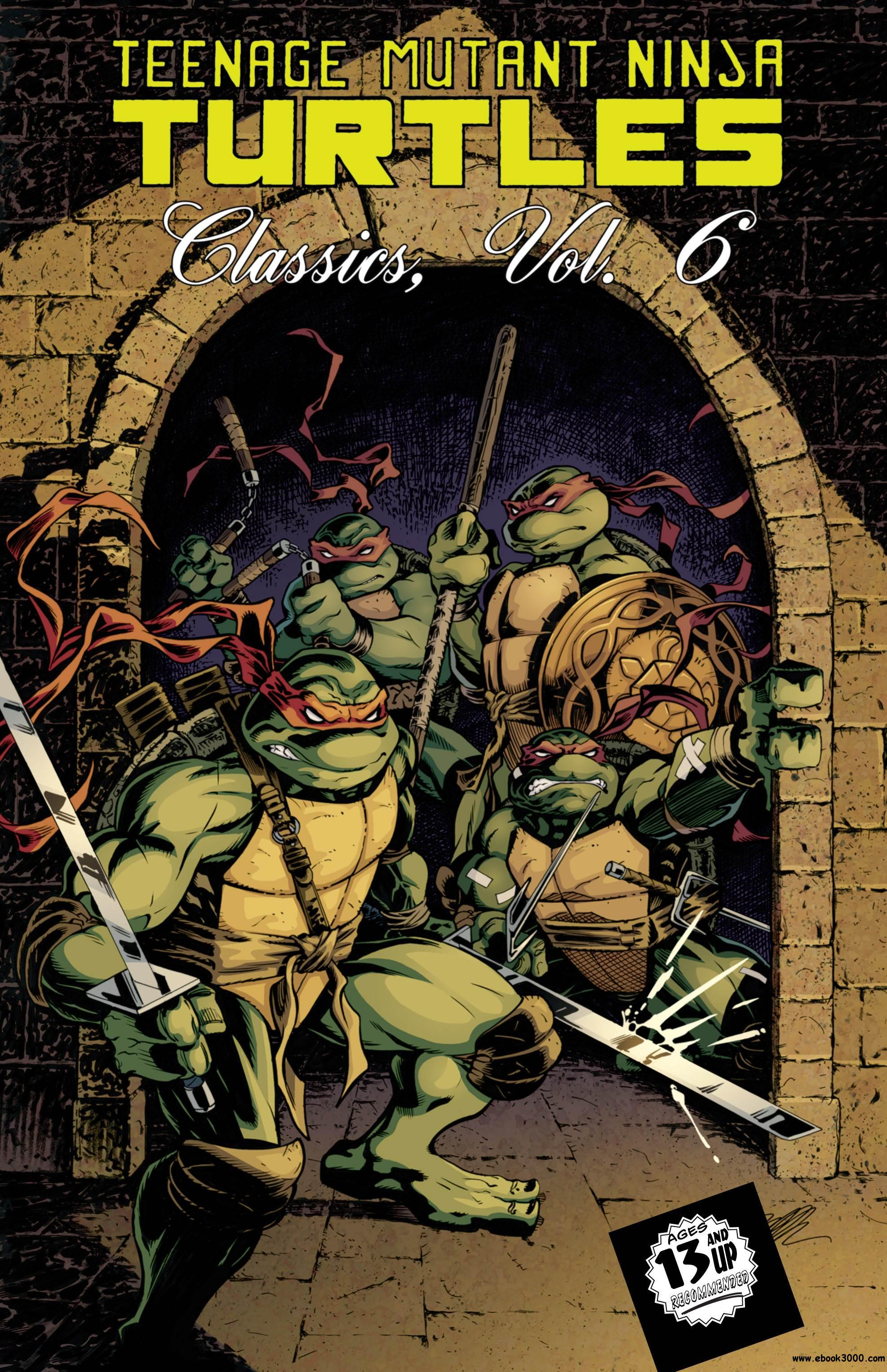 Teenage Mutant Ninja Turtles - Classics vol 06 (2013) free download