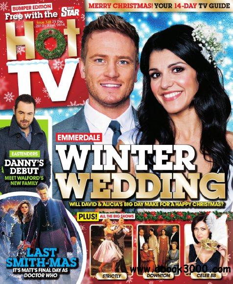 Hot TV - 21 December-3 January 2013 free download