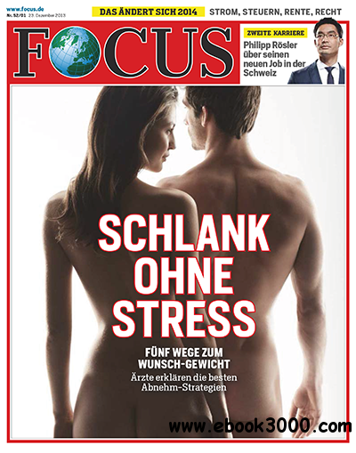 Focus Magazin 52/01 (23.12.2013) free download