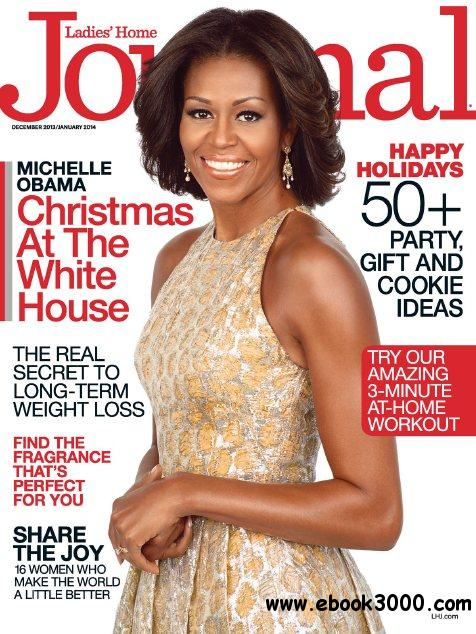 Ladies Home Journal - December 2013 - January 2014 free download