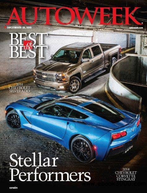 Autoweek - 23 December 2013 download dree