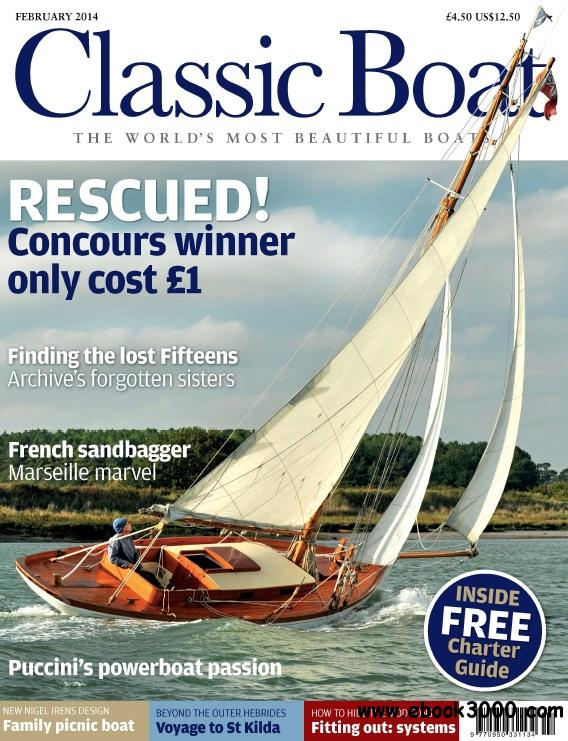 Classic Boat - February 2014 free download