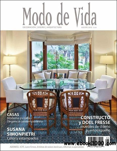 Modo de Vida - Agosto 2013 free download