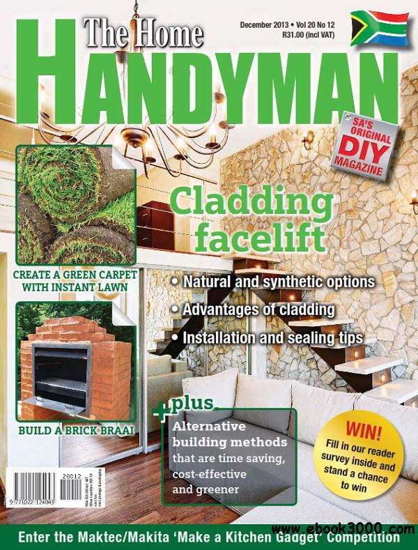 The Home Handyman - December 2013 free download