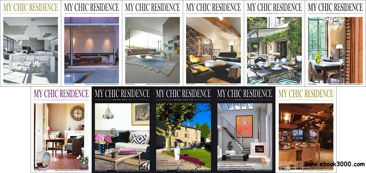 My Chic Residence - Full Year 2013 Collection free download
