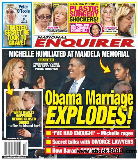 National Enquirer - 30 December 2013 free download