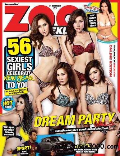 Zoo Weekly Thailand - 31 December 2012 free download