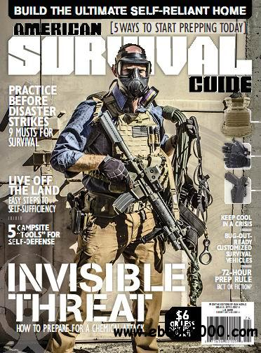 American Survival Guide Spring 2014 free download