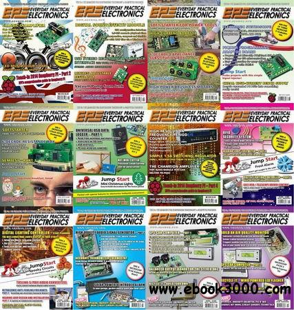 Everyday Practical Electronics 2013 Full Collection free download