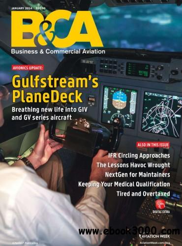 Business & Commercial Aviation - January 2014 free download