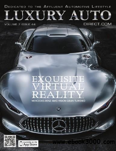 Luxury Auto Direct Vol.7 Issue 44, 2013 free download