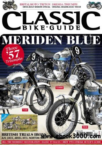 Classic Bike Guide - January 2014 free download