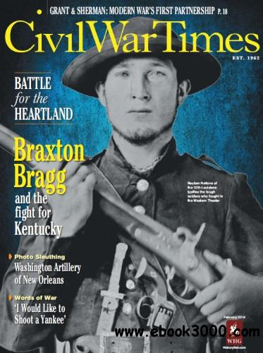 Civil War Times - February 2014 free download