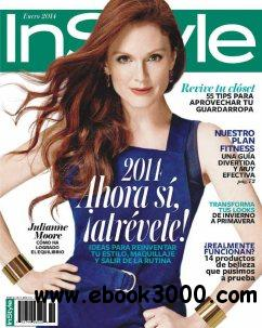 InStyle Mexico - Enero 2014 free download