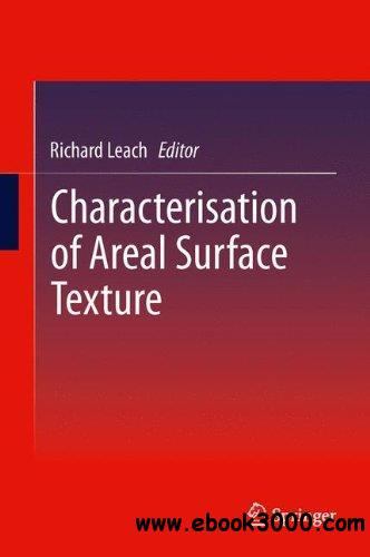 Characterisation of Areal Surface Texture free download