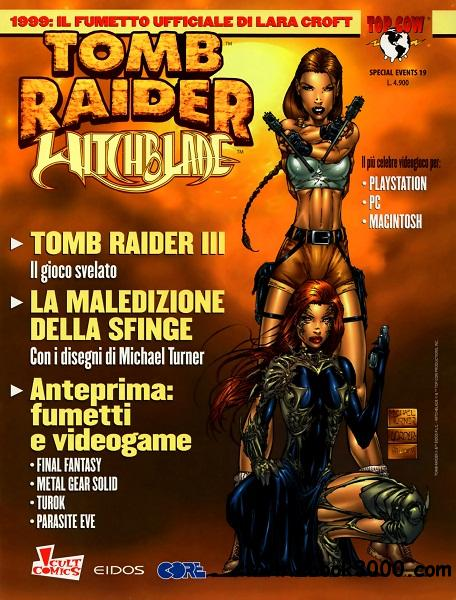 Tomb Raider Witchblade - Volume 2 free download