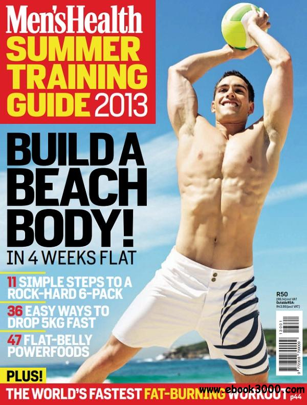 Men's Health Summer Training Guide - 2013 free download