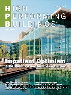 High Performing Buildings - Winter 2014 free download
