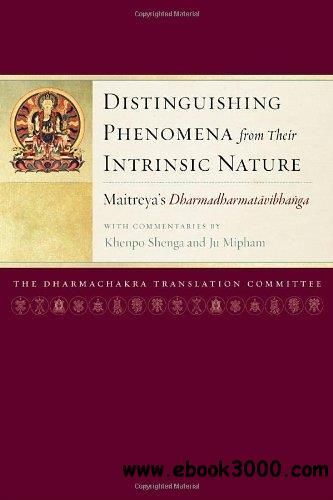 Distinguishing Phenomena from Their Intrinsic Nature free download