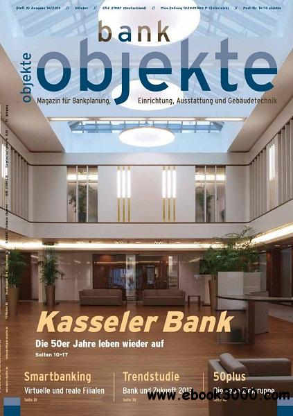 Bank Objekte - November 2013 free download