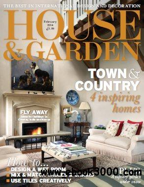 House and Garden - February 2013 free download