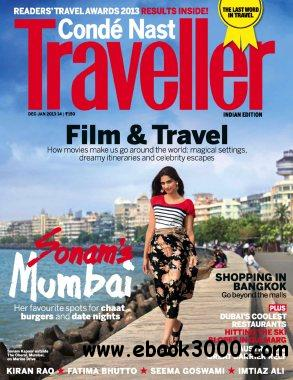 Conde Nast Traveller India - December 2013 - January 2014 free download