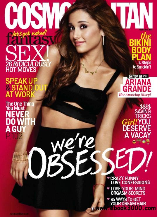 Cosmopolitan USA - February 2014 free download
