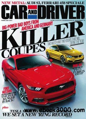 Car and Driver - February 2014 free download