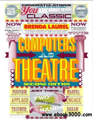 Computers as Theatre, 2 edition free download