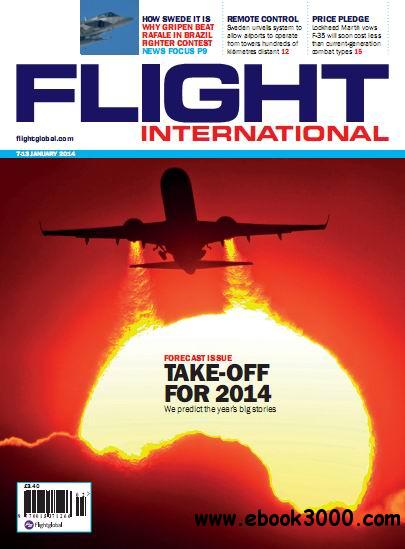 Flight International 07-13 January 2014 free download