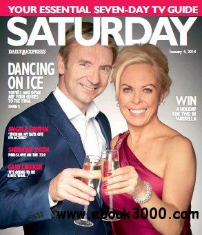 Saturday (Daily Express) - 4 January 2014 free download