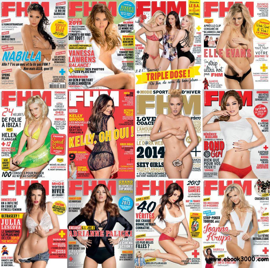 FHM - Collection 2013 free download