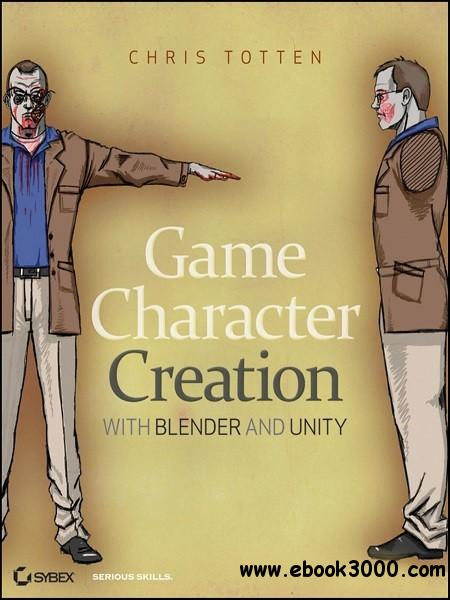 Game Character Creation with Blender and Unity free download