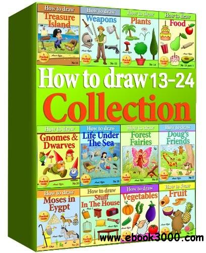 How to Draw Collection 13-24 free download