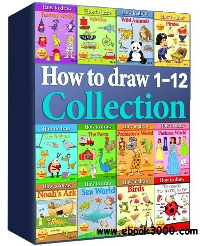 How to Draw Collection 1-12 free download