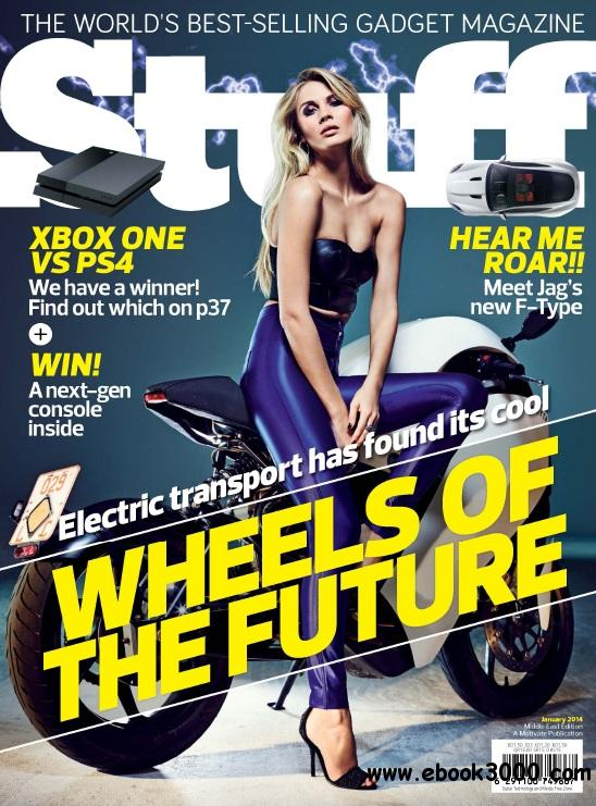 Stuff Middle East - January 2014 free download