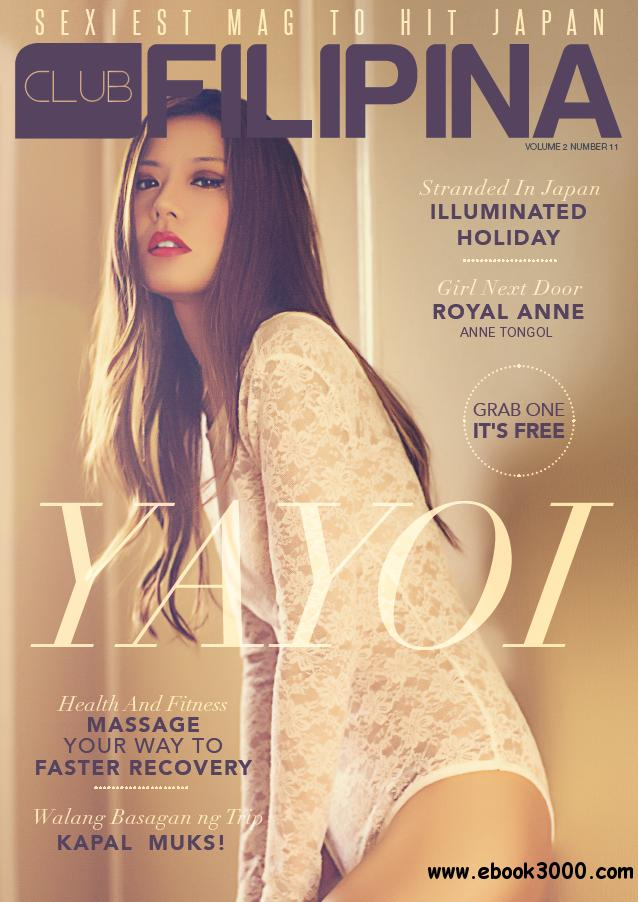 Club Filipina - December 2013 free download